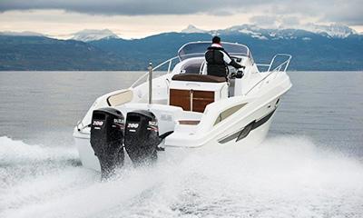 Service für Boote bei Frankenboot